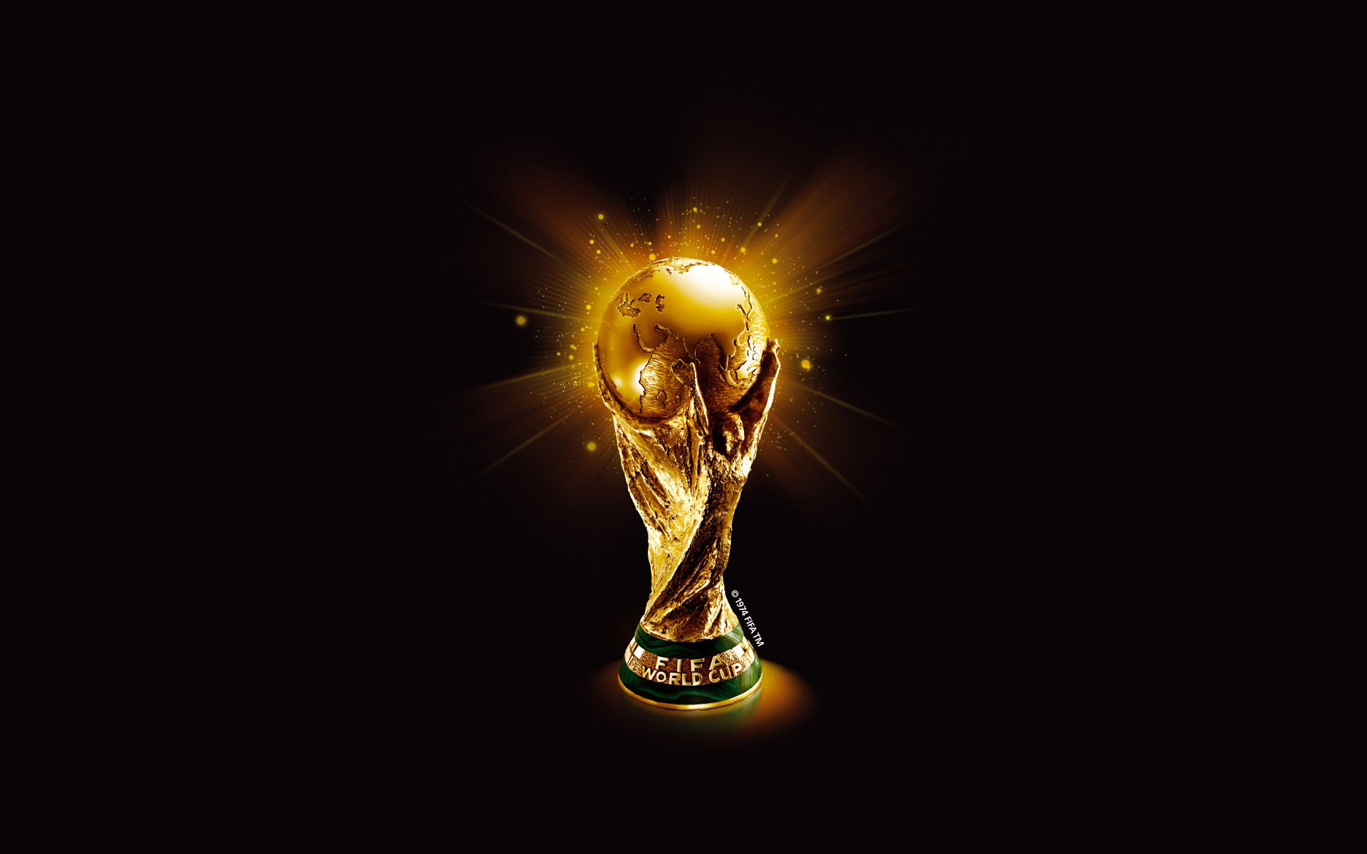 FIFA 2014 WORLD CUP TROPHY COMES TO ANTIGUA