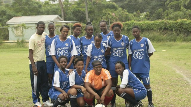CPTSA Wings Female Champions Empire Star Girls