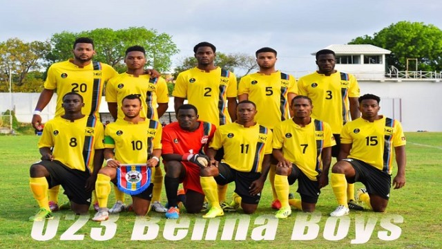 Antigua Under 23