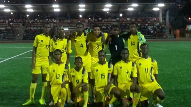 Antigua Under 15 Boys