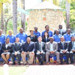 FIFA MA Technical Directors Course Antigua 2016