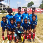 Under 15 national Girls